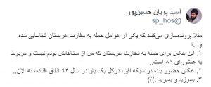 اسید پویان حسین پور