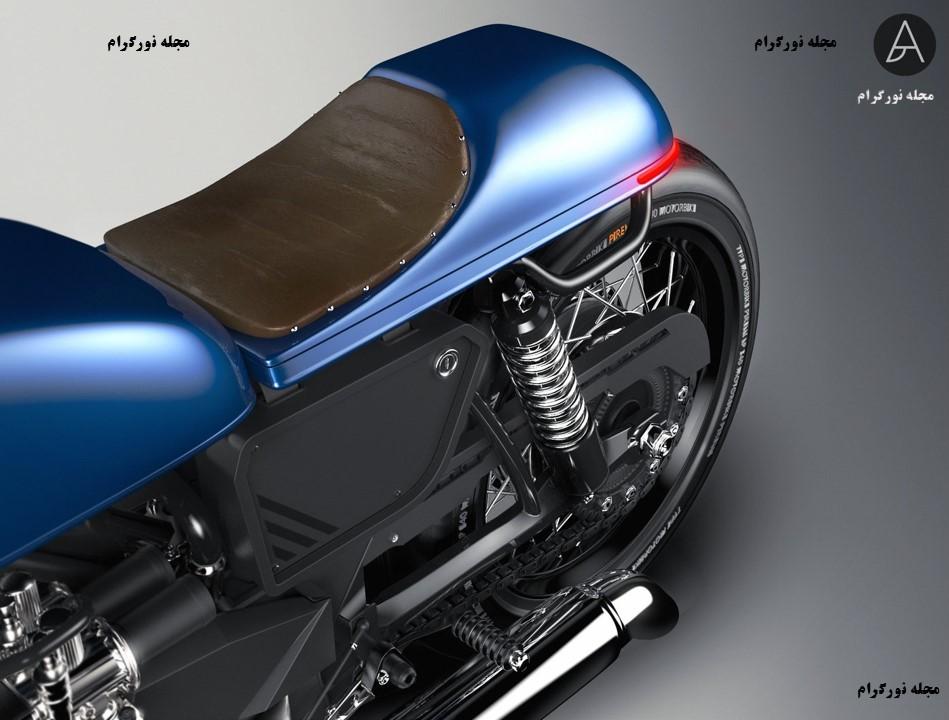 طرح مفهومی موتور سیکلت2