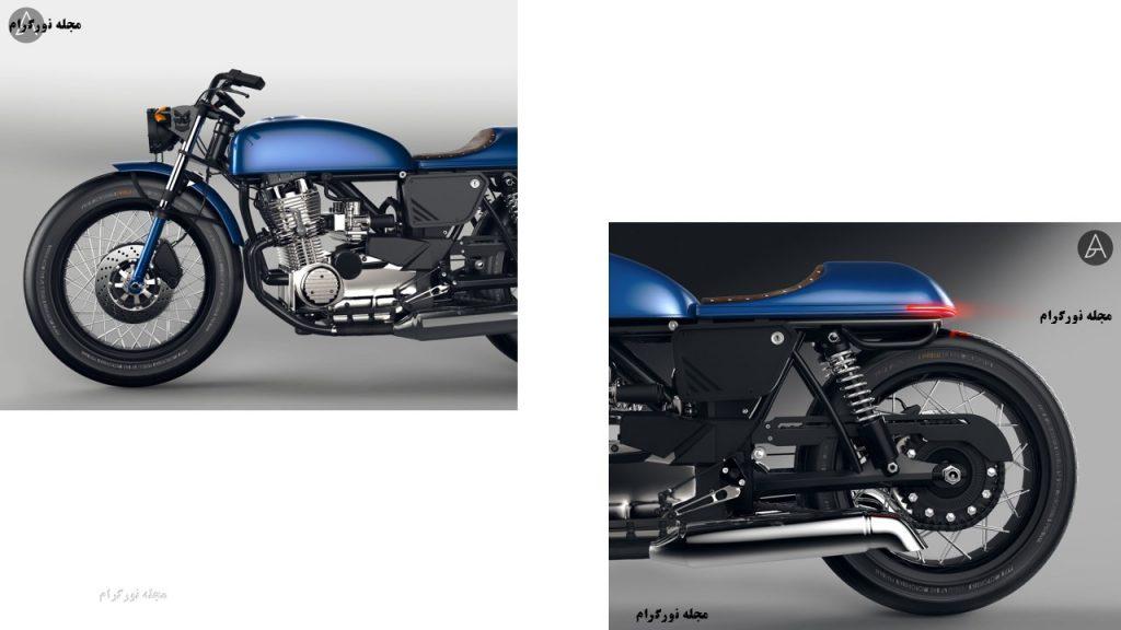 طرح مفهومی موتور سیکلت4