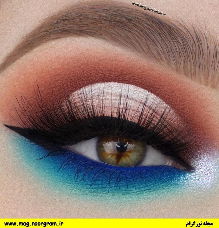 سایه چشم آبی
