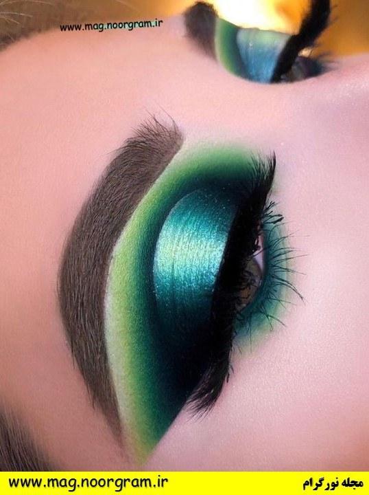 سایه چشم سبز