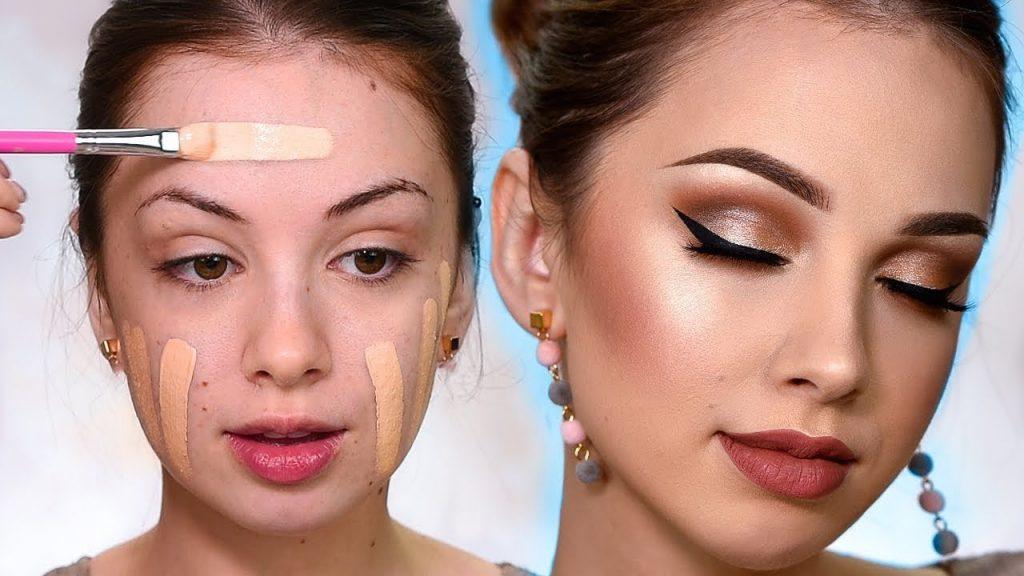 آموزش زیرسازی آرایش (3)