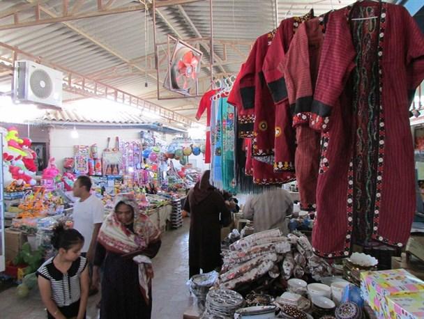بازارچه اینچه برون