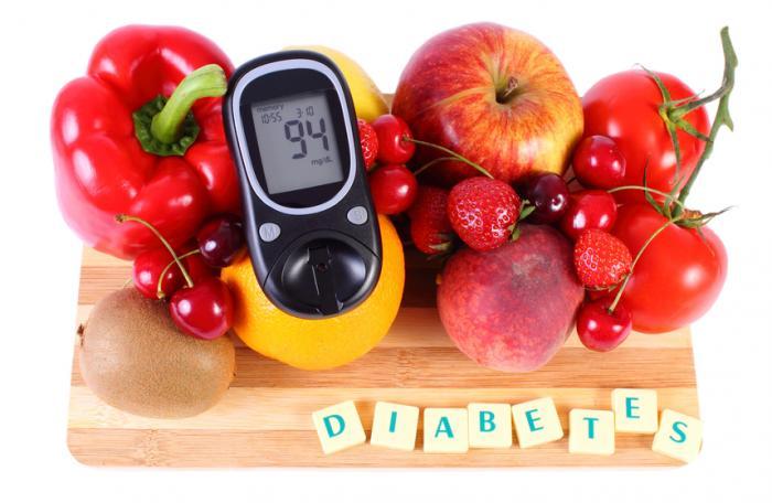 میوه و دیابت