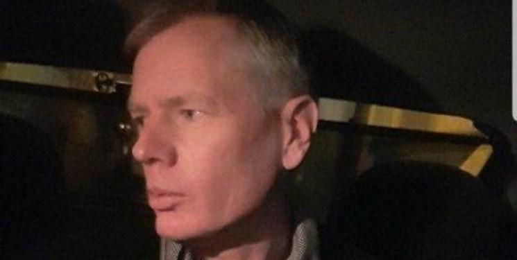 دستگیری سفیر انگلستان