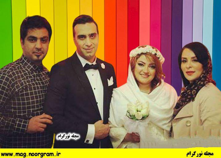 ازدواج یلدا عباسی زنجانی