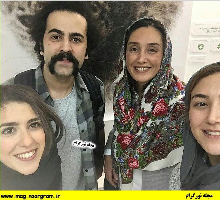 تاریخ تولد هدیه تهرانی
