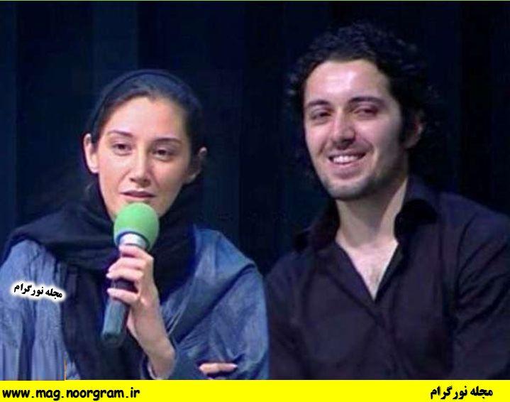 همسر هدیه تهرانی