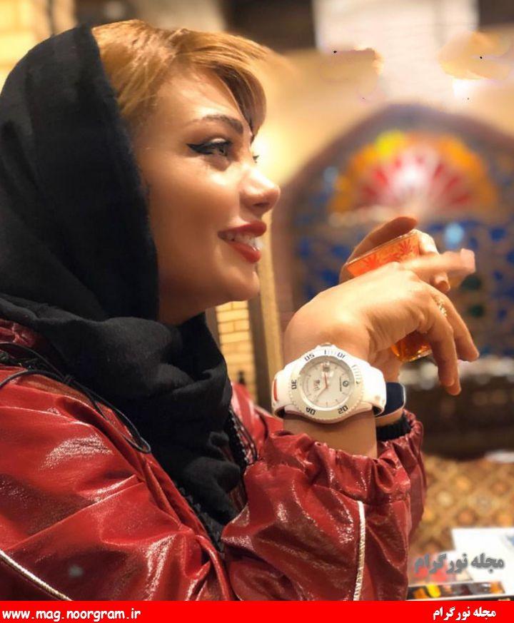 اینستاگرام سارا عبدالملکی
