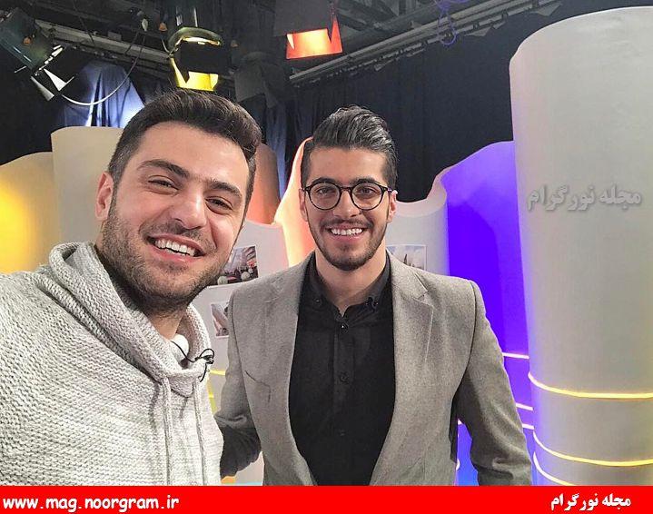 سعید عزت اللهی و علی ضیاء
