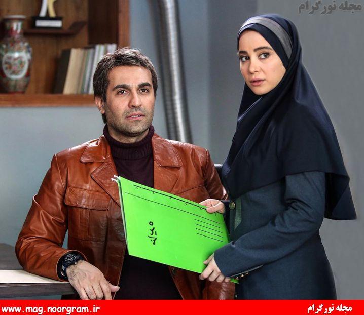 نیما رئیسی در سریال دلدار