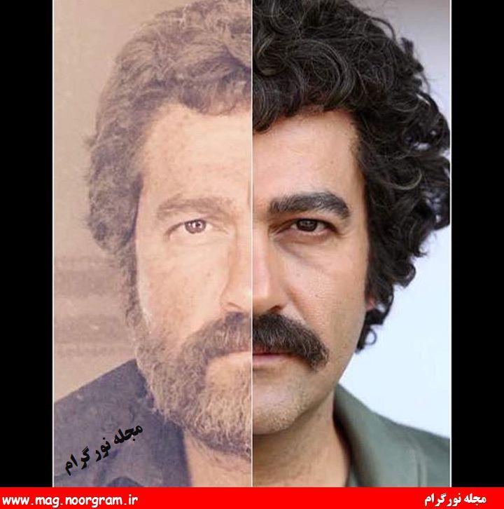 گریم های آرش مجیدی