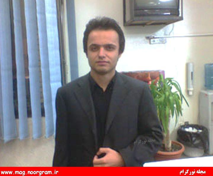 جوانی حمید محمدی