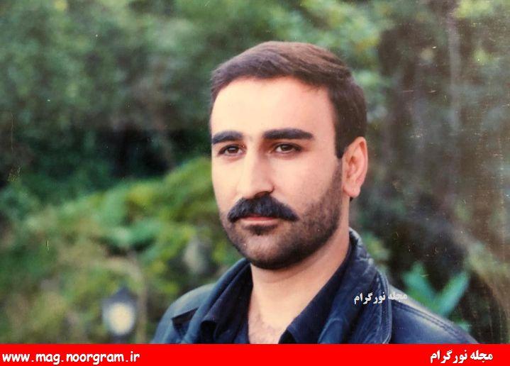 جوانی مهران احمدی