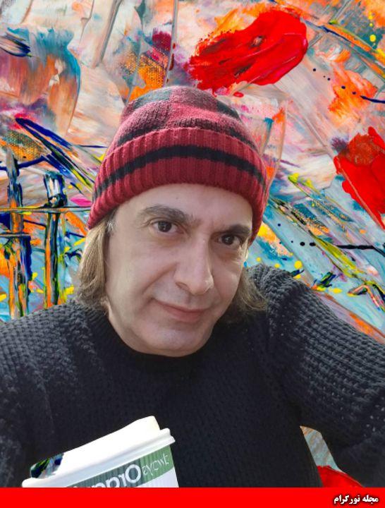 رامسین کبریتی بازیگر