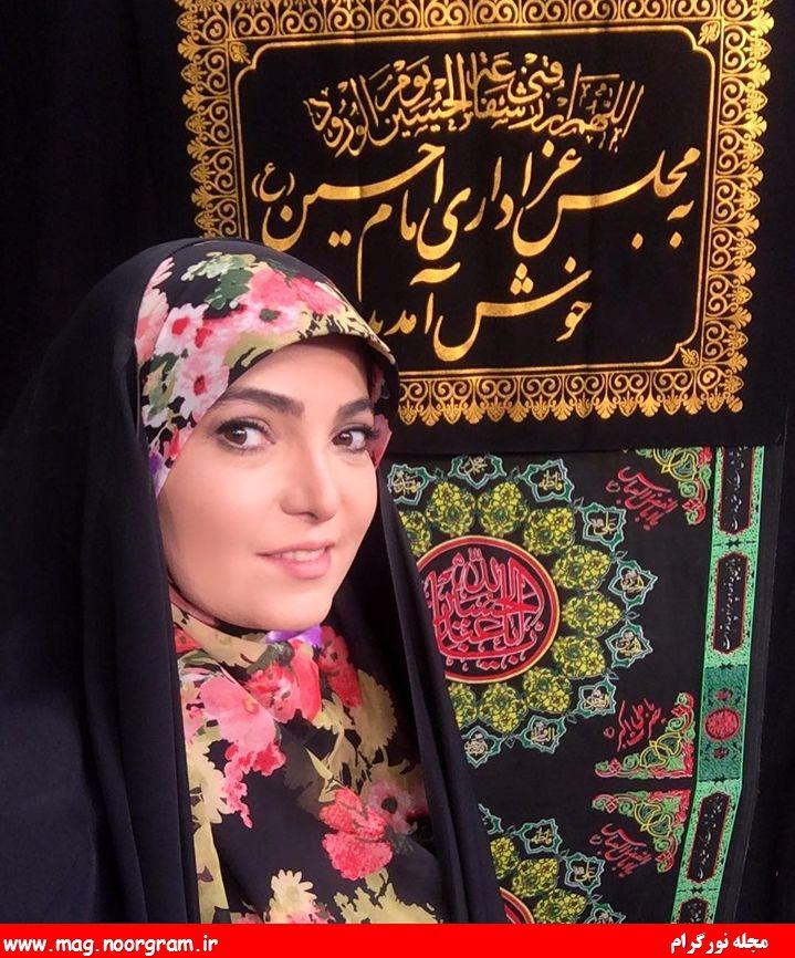 رویا حسینی اینستاگرام