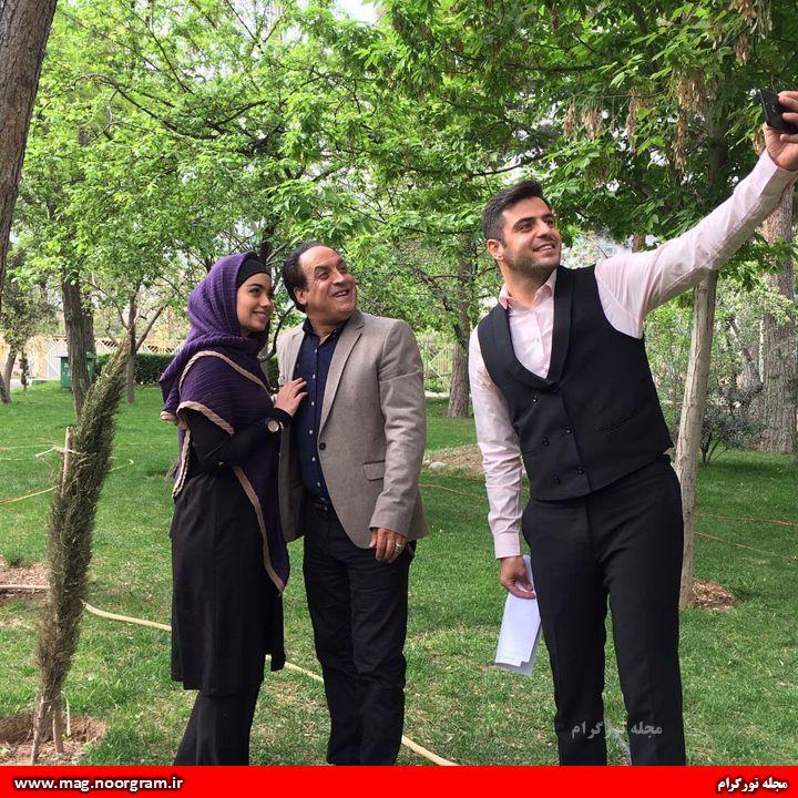 صیا هاشمی دختر بهمن هاشمی