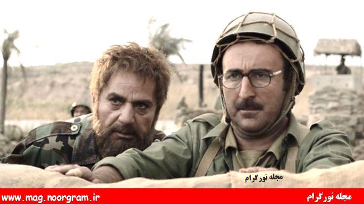 مهران احمدی سینما دفاع مقدس