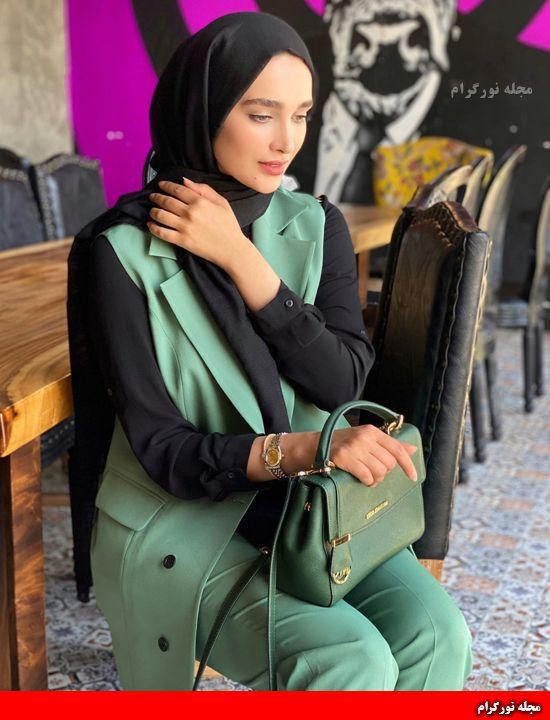 آناشید حسینی عکس