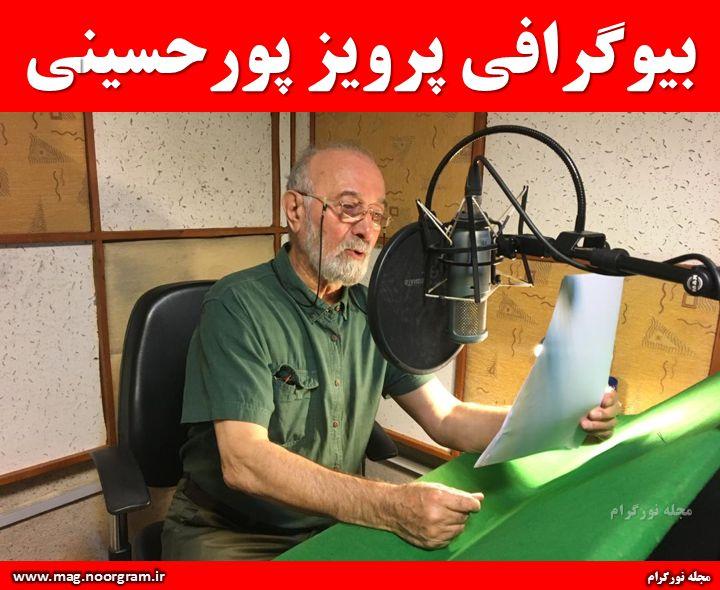 بیوگرافی پرویز پورحسینی