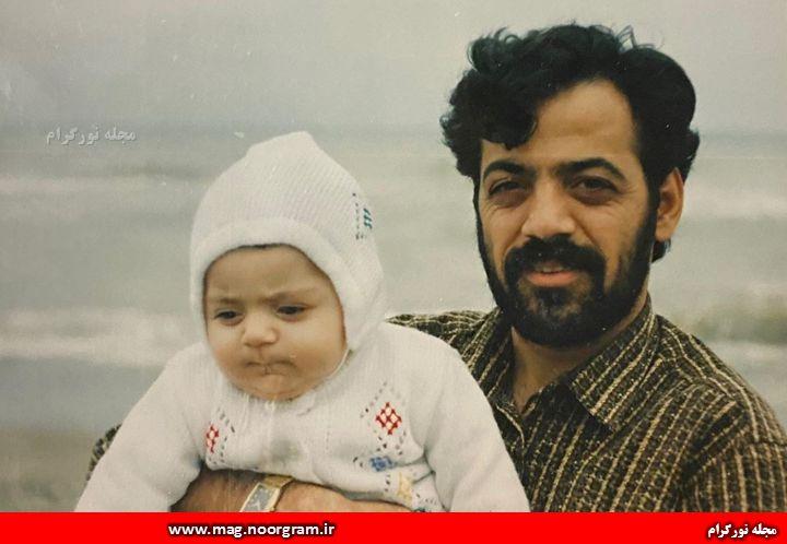جوانی جواد افشار