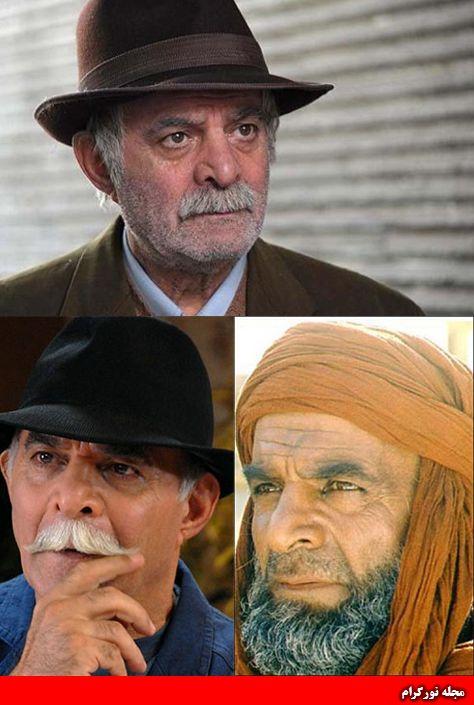 سیروس گرجستانی بازیگر