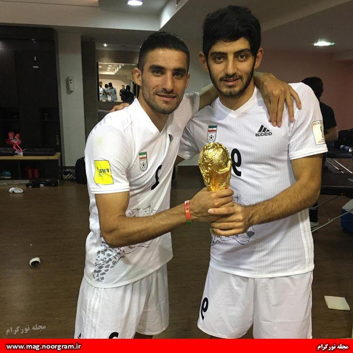 مهدی ترابی جام جهانی