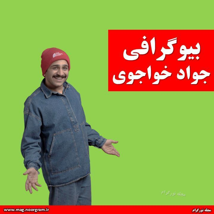 بیوگرافی جواد خواجوی