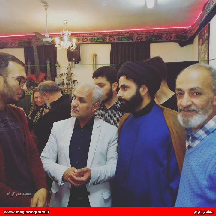 حسن عباسی و صدرالساداتی