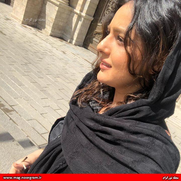 عکس میترا ابراهیمی