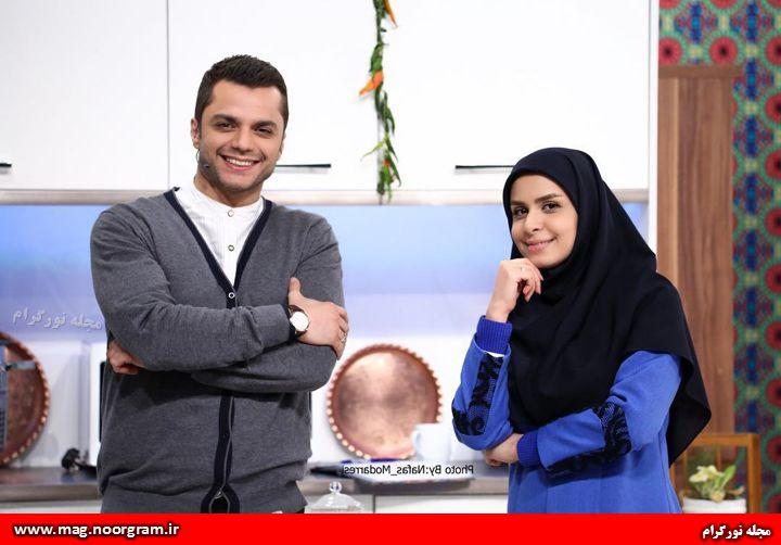نجمه جودکی و آرش ظلی پور