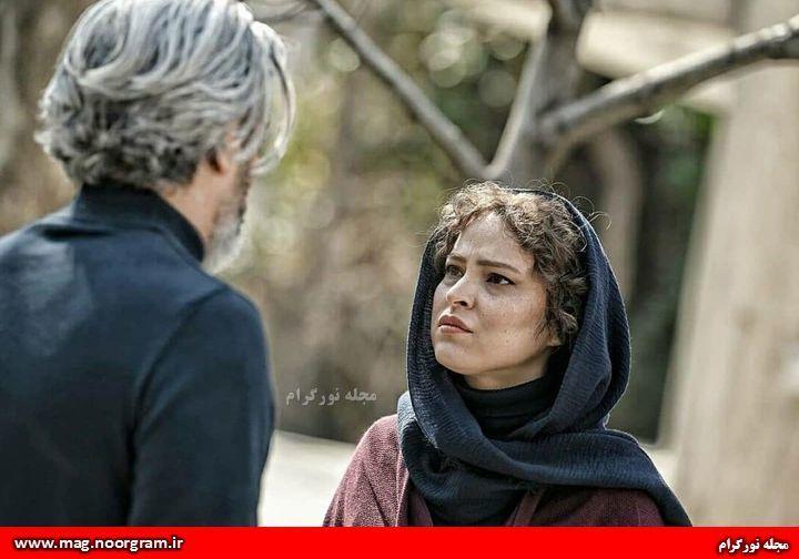 لیدا در سریال هم گناه