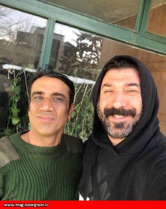 رادش و علی انصاریان