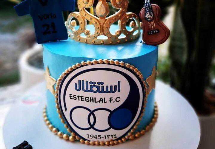 کیک تولد استقلالی
