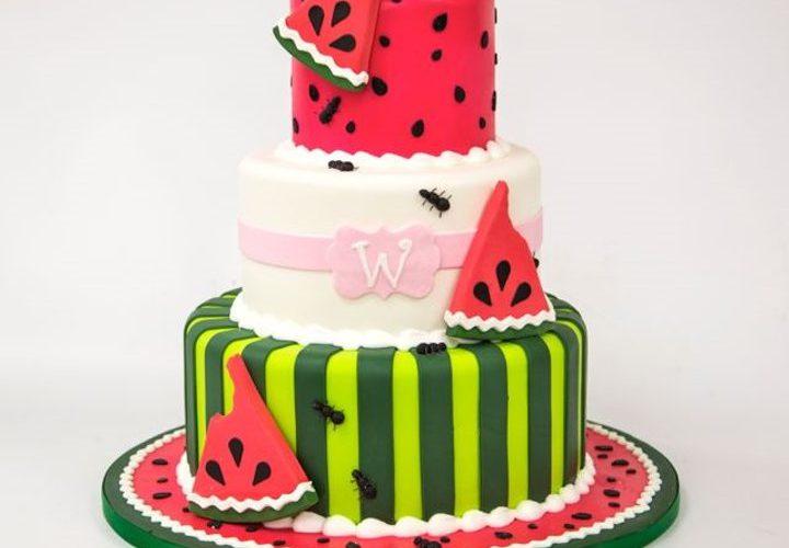 کیک شب یلدا عکس